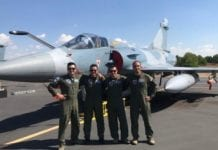 Κ. Χάλαρης, ο Έλληνας «Best Warrior» πιλότος του ΝΑΤΟ