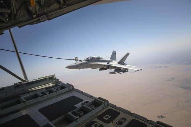 Ιαπωνία: Αμερικανικό F/A 18 Hornet συγκρούστηκε με KC-130