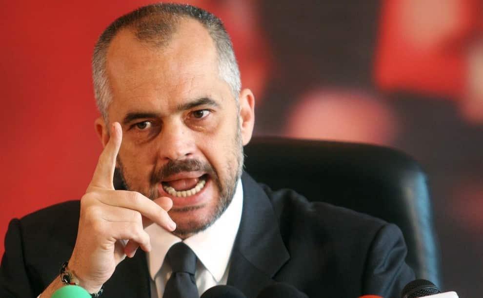 Αλβανία Ράμα Χειμάρρα Φλέγεται η Αλβανία: Παραιτείται η αντιπολίτευση