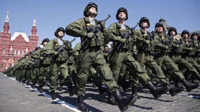 ΗΠΑ: Η Ρωσία επιτίθεται στα τουρκικά στρατεύματα Ρωσικές Ένοπλες Δυνάμεις
