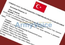 Τουρκική Διαστημική Υπηρεσία: