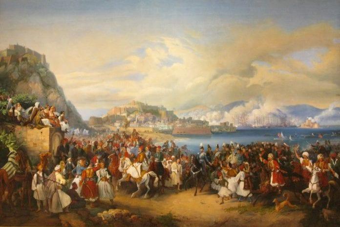 18 Ιανουαρίου 1823: Σαν σήμερα Το Ναύπλιο ορίζεται ως έδρα της ελληνικής κυβέρνησης