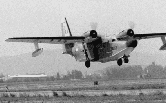 Σαν σήμερα 23 Ιανουαρίου - Πτώση του HU-16 Albatross στην Ελευσίνα