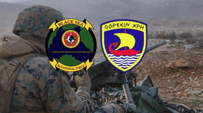 Μέγας Αλέξανδρος: Αμερικάνοι στην 32 Ταξιαρχία Πεζοναυτών