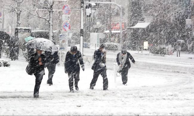 Καιρός 5 Ιανουαρίου - Κακοκαιρία Σοφία - Χιόνια - ΕΜΥ πρόγνωση