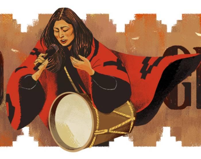 Mercedes Sosa - Μερσέντες Σόσα: Η φωνή των ανθρώπων χωρίς φωνή τιμάται στo Google Doodle σήμερα 31 Ιανουαρίου 2019
