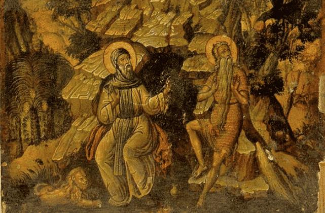 Εορτολόγιο - 15 Ιανουαρίου - Όσιος Παύλος ο Θηβαίος - Γιορτάζει αύριο