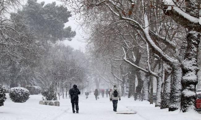 ΕΜΥ Καιρός σήμερα 5 Ιανουαρίου - Χιόνια - Πρόγνωση Θεοφάνεια 2019