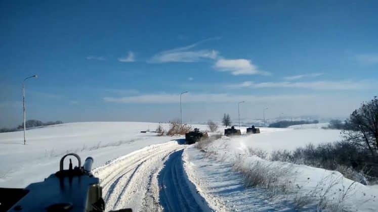 Κακοκαιρία «Χιόνη» 12 Φεβρουαρίου - Πού θα χτυπήσει - Έκτακτο Δελτίο