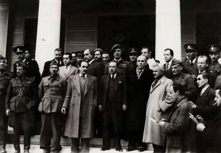 Αφολισμός ΕΛΑΣ 12 Φεβρουαρίου: Σαν σήμερα η Συμφωνία της Βάρκιζας - Διάλυση ΕΛΑΣ