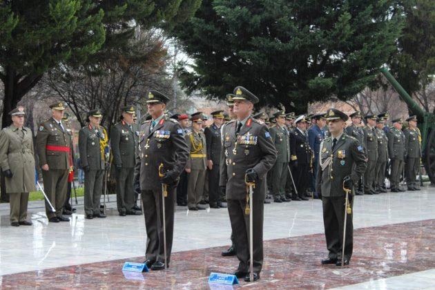 Γ΄Σώμα Στρατού: Τι έγινε στην τελετή αλλαγής διοίκησης