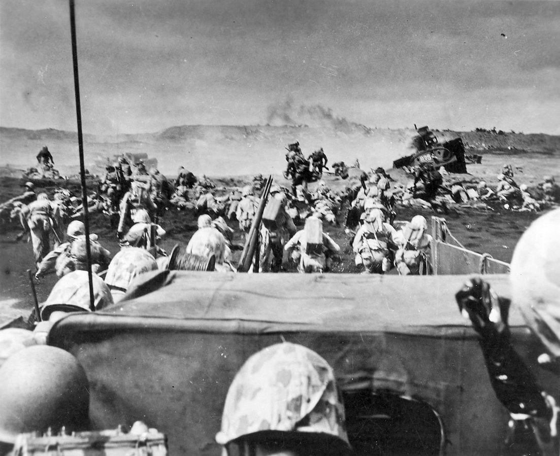 19 Φεβρουαρίου Μάχη της Ιβοζίμα
