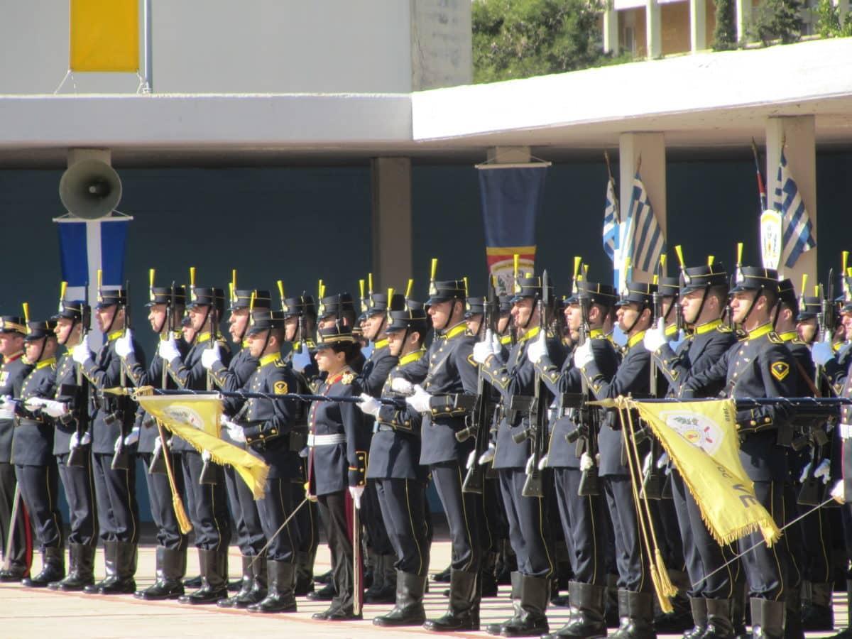 Σχολή Ευελπίδων: Υπόθεση με ναρκωτικά σε σπουδαστές Στρατιωτικές σχολές- Πανελλήνιες 2019: Εγκύκλιος - Αιτήσεις 2/5/2019 Πανελλήνιες 2019: Στρατιωτικές Σχολές