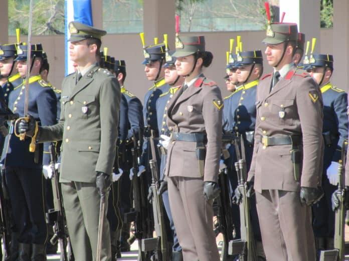Σώμα Υπαξιωματικών: Ημερομηνίες - σταθμοί στις Ένοπλες Δυνάμεις Στρατιωτικές σχολές 2019 - Μόρια - Συγκριτικός πίνακας
