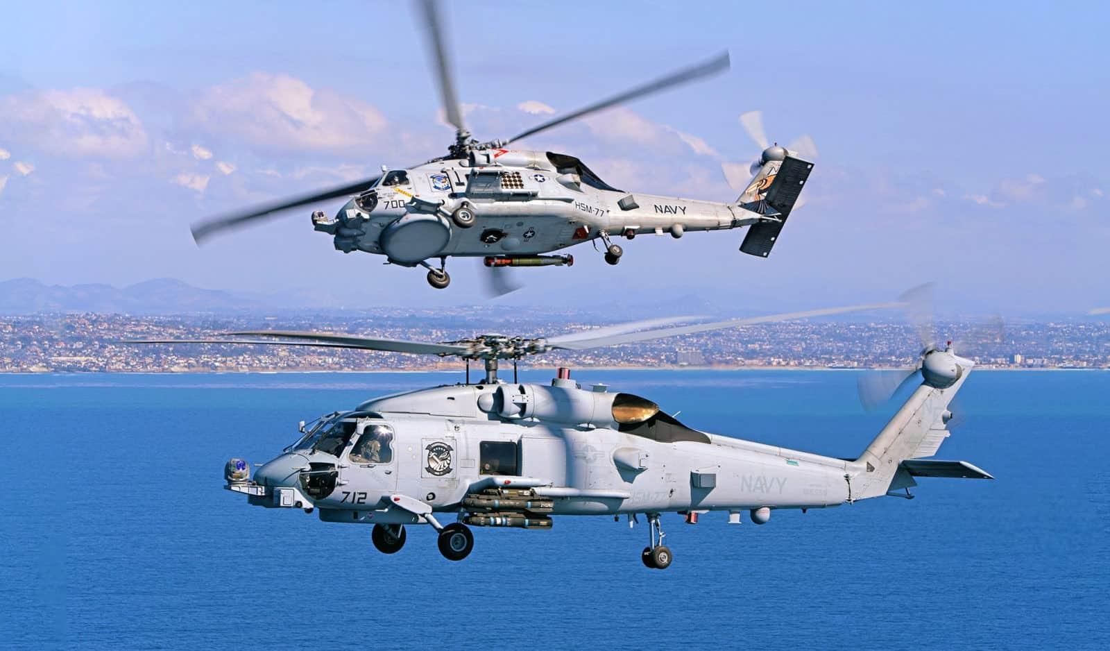 Ελικόπτερα MH-60R Sikorsky: Πόσα αγοράζει τελικά η Ελλάδα και πώς