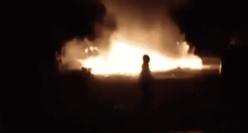 ΥΠΕΘΑ: 20 μέρες στο σκοτάδι για την πυρκαγιά στον Ασκό Προφήτη 71 Ταξιαρχία - Κιλκίς: Video από το ατύχημα στον Ασκό Προφήτη