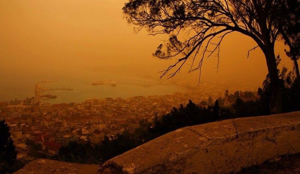 Καιρός 4 Φεβρουαρίου: Αφρικανική σκόνη και υψηλές θερμοκρασίες - Meteo