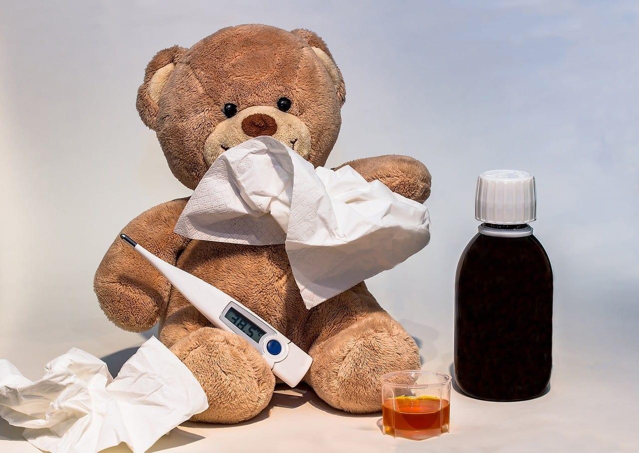 Γρίπη 2019 Ύποπτα συμπτώματα στα παιδιά - Έξαρση έως τέλος Μαρτίου