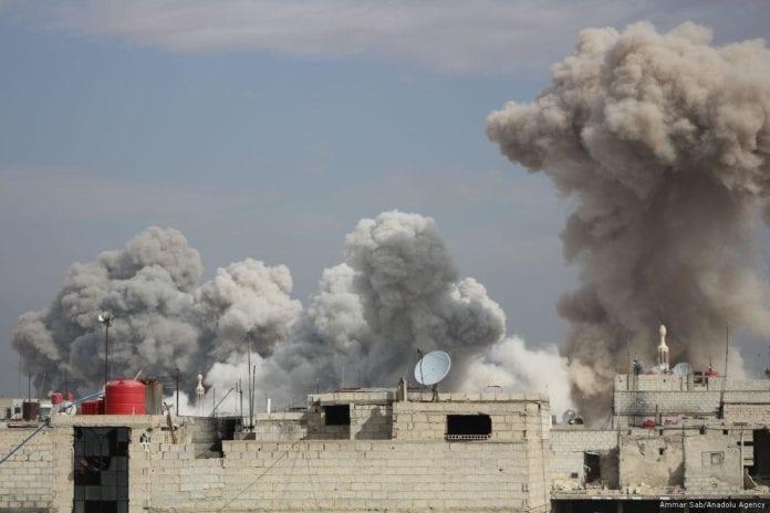 Υψώματα του Γκολάν: Ισραηλινό drone χτύπησε στρατιωτικές θέσεις στη Συρία