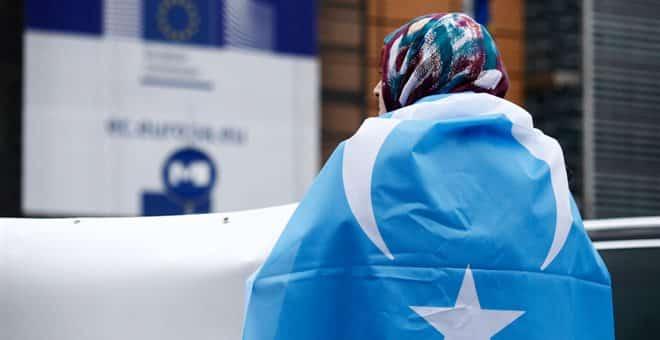 H Τουρκία καλεί την Κίνα να κλείσει τα στρατόπεδα συγκέντρωσης