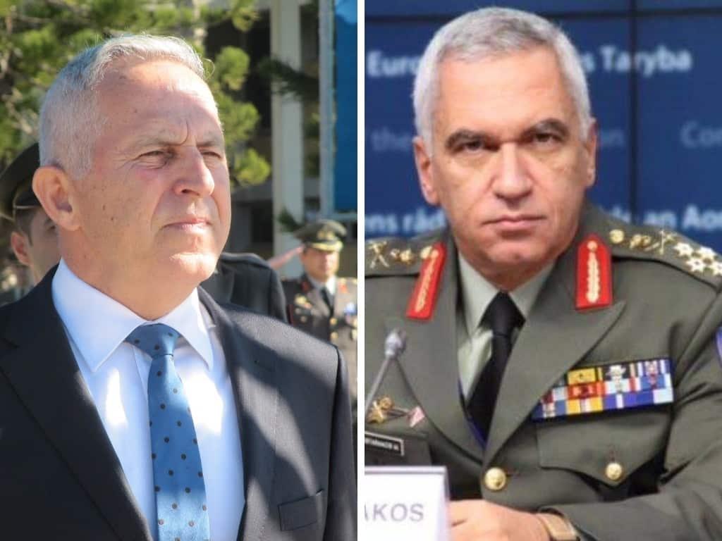 Στρατηγός Κωσταράκος: Απαντά στις δηλώσεις Αποστολάκη στο Κόσοβο Διακριτικό Αεράμυνας: Μύδροι Κωσταράκου σε Αποστολάκη ωσταράκος: Νέα σφοδρή επίθεση σε Αποστολάκη για τα μετάλλια