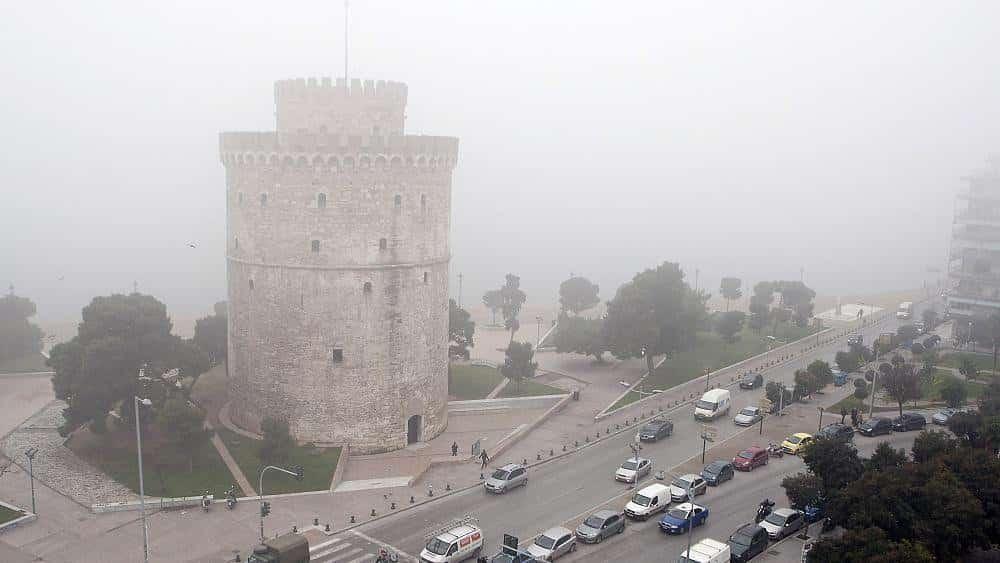 Καιρός: Ακυρώσεις πτήσεων στη Θεσσαλονίκη λόγω χιονιά