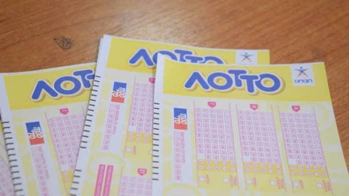 Κλήρωση ΛΟΤΤΟ 21/9/2019: €450.000δίνουν οι τυχεροί αριθμοί Lotto Κλήρωση ΛΟΤΤΟ 20/7/2019 - Τυχεροί αριθμοί lotto 20 Ιουλίου ΛΟΤΤΟ 20 Απριλίου: Τζακ Ποτ! Τυχεροί αριθμοί lotto 20/4/2019 20/3/2019 Κλήρωση Λόττο (2002): Τυχεροί αριθμοί ΛΟΤΤΟ 20 Μαρτίου Κλήρωση Λόττο [1999]: Τυχεροί αριθμοί ΛΟΤΤΟ 9 Μαρτίου Κλήρωση Λόττο [1992]: Τυχεροί αριθμοί 13 Φεβρουαρίου 2019 - ΟΠΑΠ