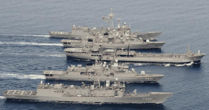 Γαλάζια πατρίδα: Ο Τουρκικός στόλος 27 Φεβρουαρίου στο Αιγαίο