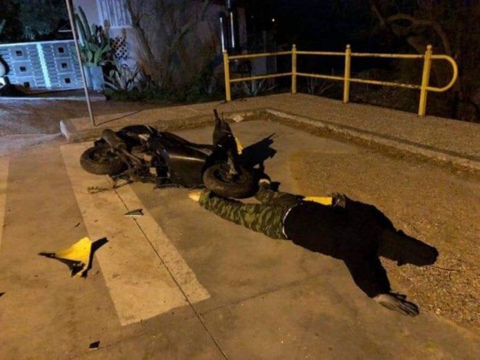 Καλαμάτα: Μυστήριο με «τροχαίο» και άτομο με στρατιωτικό παντελόνι