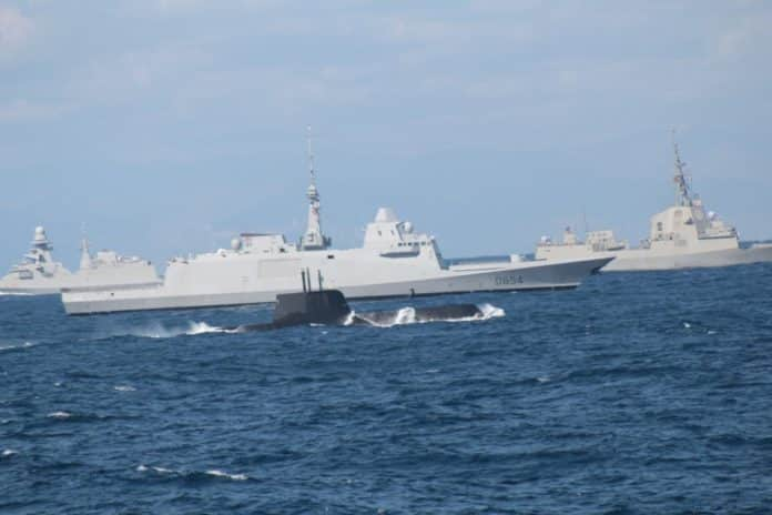 Υποβρύχιο ΠΑΠΑΝΙΚΟΛΗΣ: Το κυνήγησαν ΝΑΤΟϊκά πλοία στη Μεσόγειο