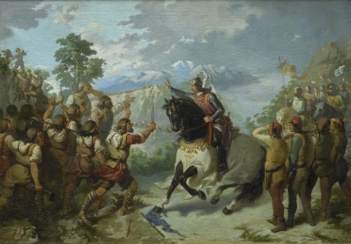 15 Μαρτίου Σαν σήμερα η μάχη του Κηφισού για το Δουκάτο των Αθηνών