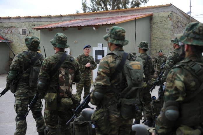 Καμπάς, Αρχηγός ΓΕΣ, Στρατός Ξηράς - Μεταθέσεις 2019