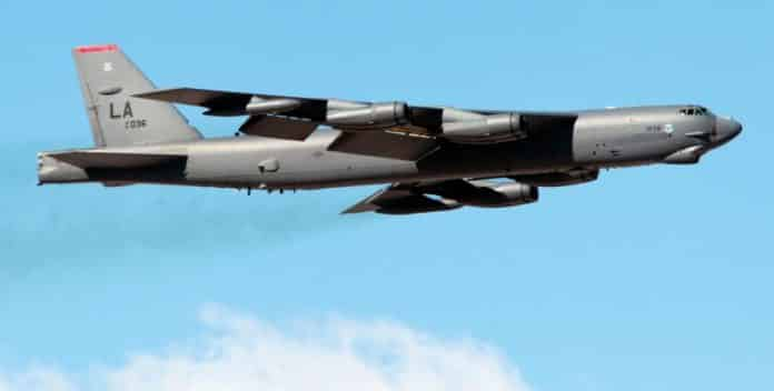 B-52 Stratofortress: Εικονικός βομβαρδισμός ρωσικού Στόλου στη Βαλτική