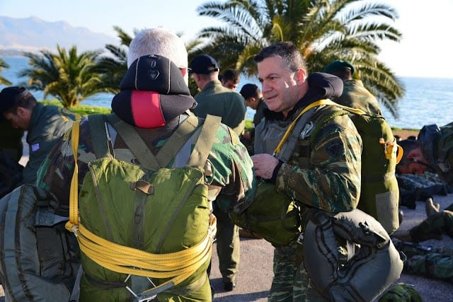 95 ΑΔΤΕ: Αυτός είναι ο νέος υποστράτηγος στη Ρόδο σύμφωνα με την απόφαση του Ανώτατου Στρατιωτικού Συμβουλίου