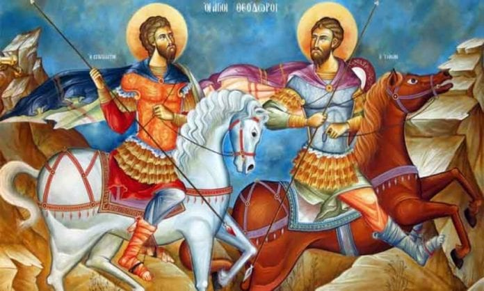 Ποιοι γιορτάζουν σήμερα 16 Μαρτίου Των Αγίων Θεοδώρων 2019: Πότε πέφτει - Ψυχοσάββατο 2019