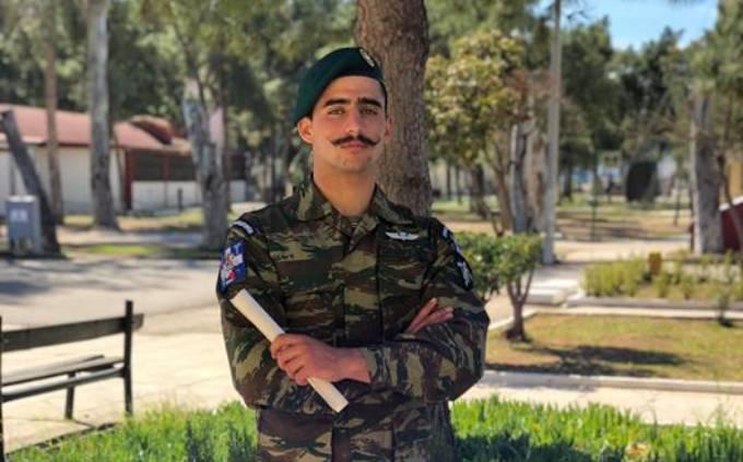 Να γίνει σημαιοφόρος στη στρατιωτική παρέλαση, Κρητικός Αλεξιπτωτιστής Μπούχλης: Αποδέχομαι την τιμωρία