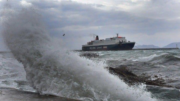 Απαγορευτικό απόπλου σήμερα 30 Μαρτίου - Ποια λιμάνια έχουν πρόβλημα