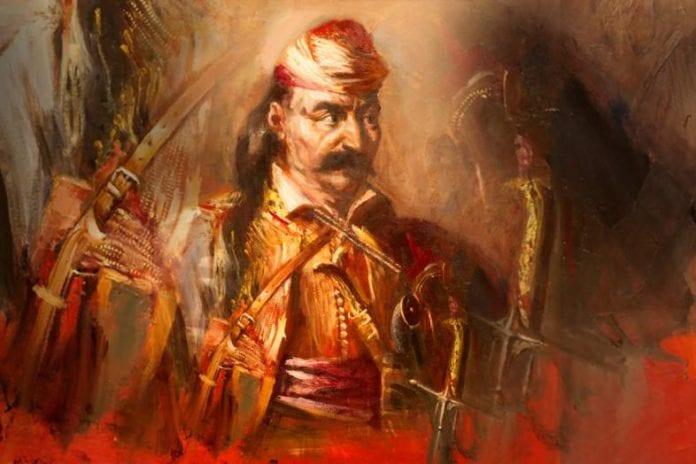 20 Μαρτίου 1834 Ο Κολοκοτρώνης δικάζεται για εσχάτη προδοσία