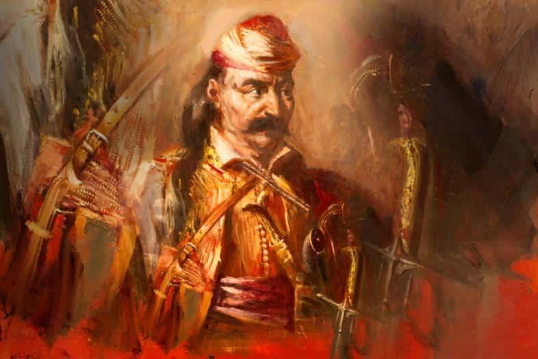 20 Μαρτίου: Σαν σήμερα ο Κολοκοτρώνης δικάζεται για εσχάτη προδοσία