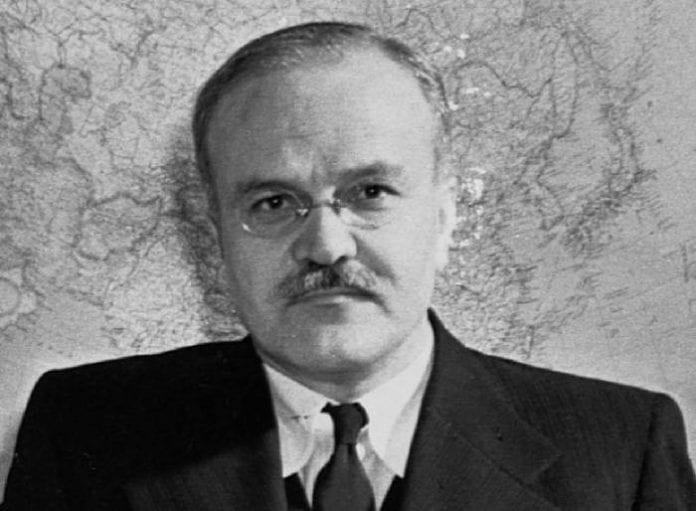 9 Μαρτίου Σαν σήμερα γεννιέται ο Ρώσος πολιτικός του «κοκτέιλ Μολότοφ»