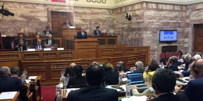 Πρόκληση από Τούρκο βουλευτή μέσα στην ελληνική Βουλή
