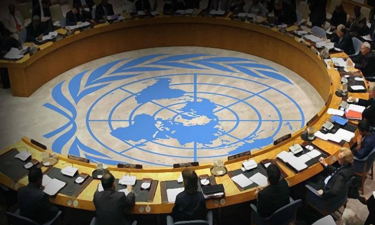 ΟΗΕ: ΒΕΤΟ στην Τουρκία από Κύπρο - Αρμενία ΟΗΕ: Ρωσία Κίνα ΗΠΑ Βενεζουέλα