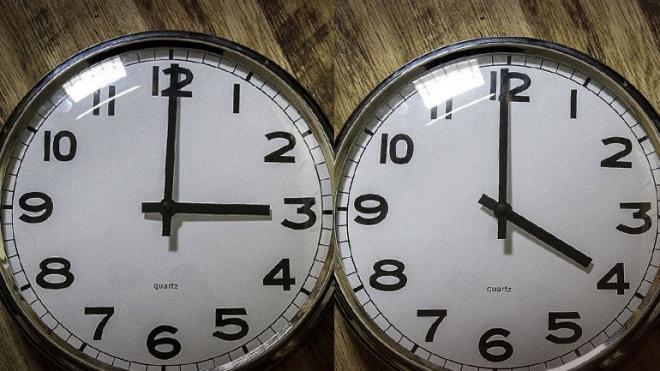 Άλλαξε η ώρα! ΠΡΟΣΟΧΗ Γυρίστε τα ρολόγια μια ώρα μπροστά