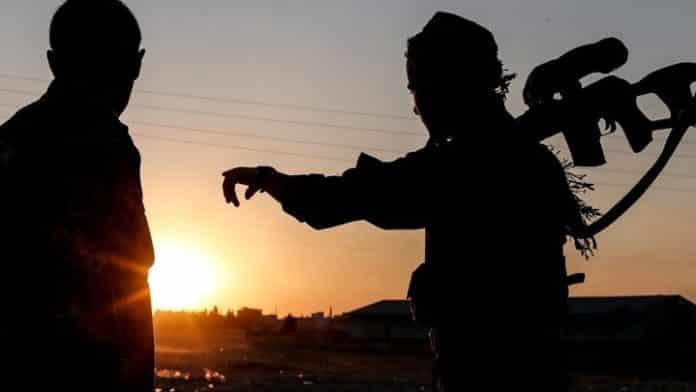 Τραμπ: Ανακαταλήφθηκε το 100% των εδαφών του ΙΚ στη Συρία