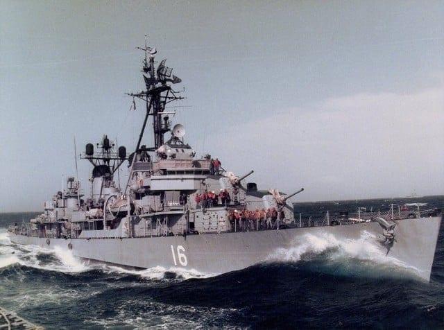 Αντιτορπιλικό ΒΕΛΟΣ: Σοβαρές καταγγελίες Γκορτζή για το ιστορικό πλοίο