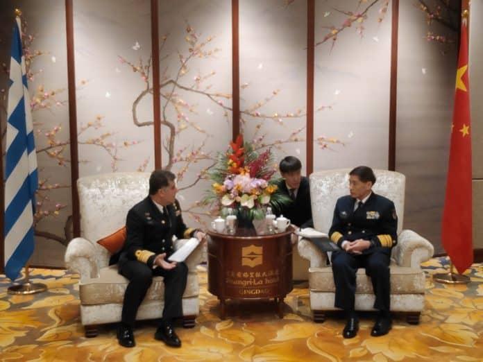 Αρχηγός ΓΕΝ: Τι έκανε στην Κίνα ο Αντιναύαρχος Τσούνης