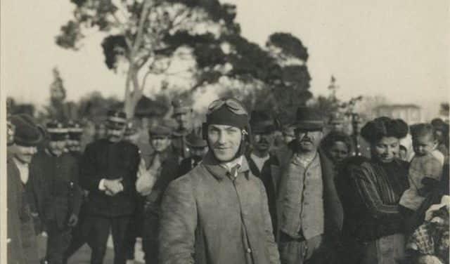4 Απριλίου 1913: Ο πρώτος νεκρός ΈλληναςΑεροπόρος