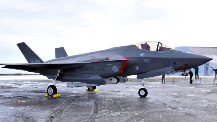 Πτώση F-35 στην Ιαπωνία
