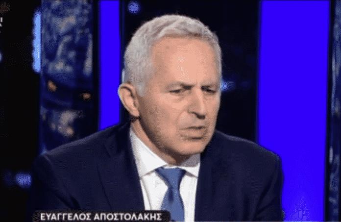 Oruc Reis Καμμένο Καταιγίδα 2020 - Αποστολάκης: Ο κορονοϊός δεν είναι πειστική δικαιολογία Αποστολάκης για Μητσοτάκη: Ένας στρατιωτικός δεν ξεχνά ποτέ -VIDEO