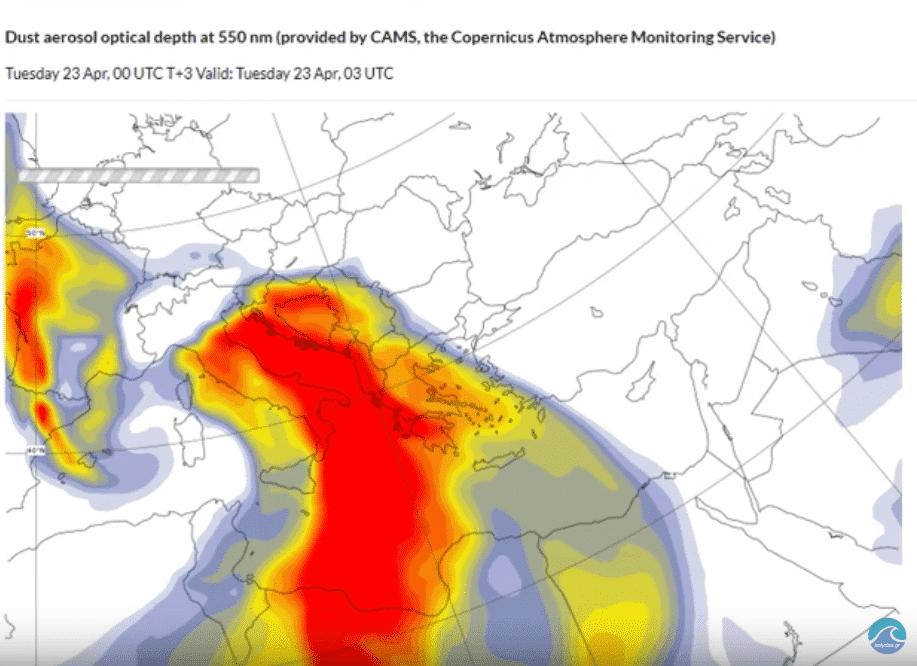Αφρικανική σκόνη: Είναι επικίνδυνη; Γράφει ο Θοδωρής Κολυδάς